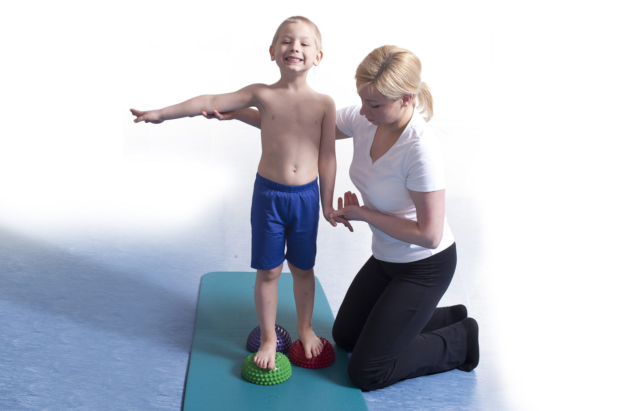 Terapia stóp i bioder